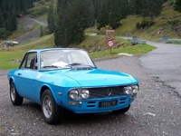 1974 Lancia Fulvia Overview