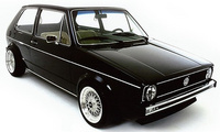 1977 Volkswagen Golf Overview