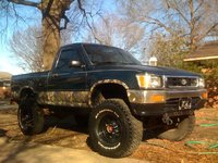 Picture of 1994 Toyota Pickup 2 Dr DX 4WD Standard Cab SB, exterior, gallery_worthy