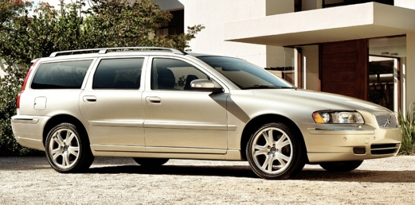 Picture of 2007 Volvo V70
