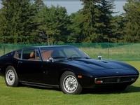 1970 Maserati Ghibli Overview