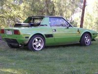 1977 Fiat X1/9 Overview