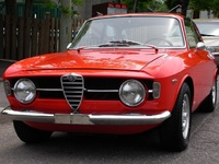1966 Alfa Romeo Giulia Overview
