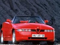1992 Alfa Romeo RZ Overview
