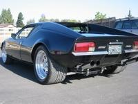 1971 De Tomaso Pantera Overview