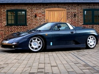 1993 De Tomaso Guara Overview