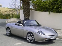 1996 FIAT Barchetta Overview
