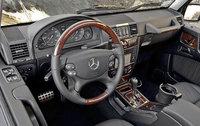 2010 Mercedes-Benz G-Class, Interior View, interior, manufacturer