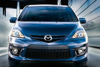 2010 Mazda MAZDA5, Front View, exterior, manufacturer