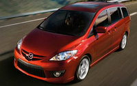 2010 Mazda MAZDA5, Front Left Quarter View, exterior, manufacturer, gallery_worthy