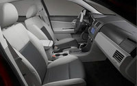 2010 Dodge Avenger, Interior View, interior, manufacturer