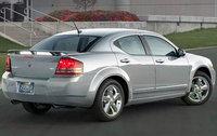 2010 Dodge Avenger, Back Right Quarter View, exterior, manufacturer, gallery_worthy