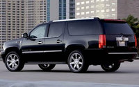 2010 Cadillac Escalade ESV, Back Left Quarter View, exterior, manufacturer