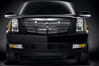 2010 Cadillac Escalade ESV, Front View, exterior, manufacturer, gallery_worthy