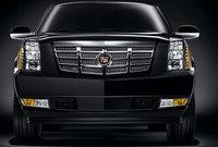 2010 Cadillac Escalade ESV, Front View, exterior, manufacturer