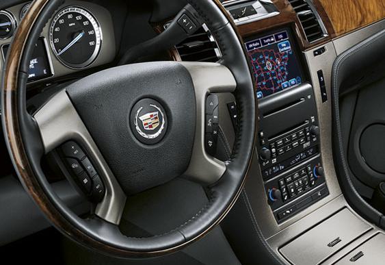 Cadillac Escalade 2010 Interior. 2010 Cadillac Escalade ESV,