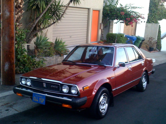 Picture of 1979 Honda Accord 4 DR Sedan, exterior, gallery_worthy