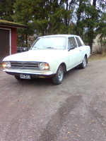 1969 Ford Cortina Overview