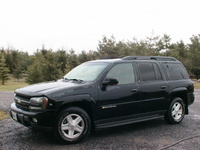 2006 Chevrolet TrailBlazer EXT LS SUV, 2006 Chevrolet TrailBlazer EXT LS 4dr SUV picture, exterior