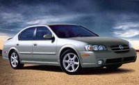 Picture of 2003 Nissan Maxima SE, exterior