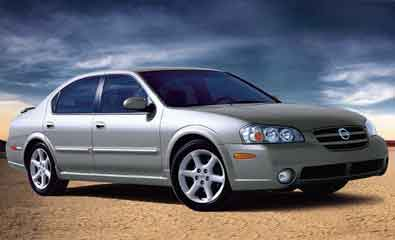 Nissan on 2003 Nissan Maxima   Overview   Cargurus
