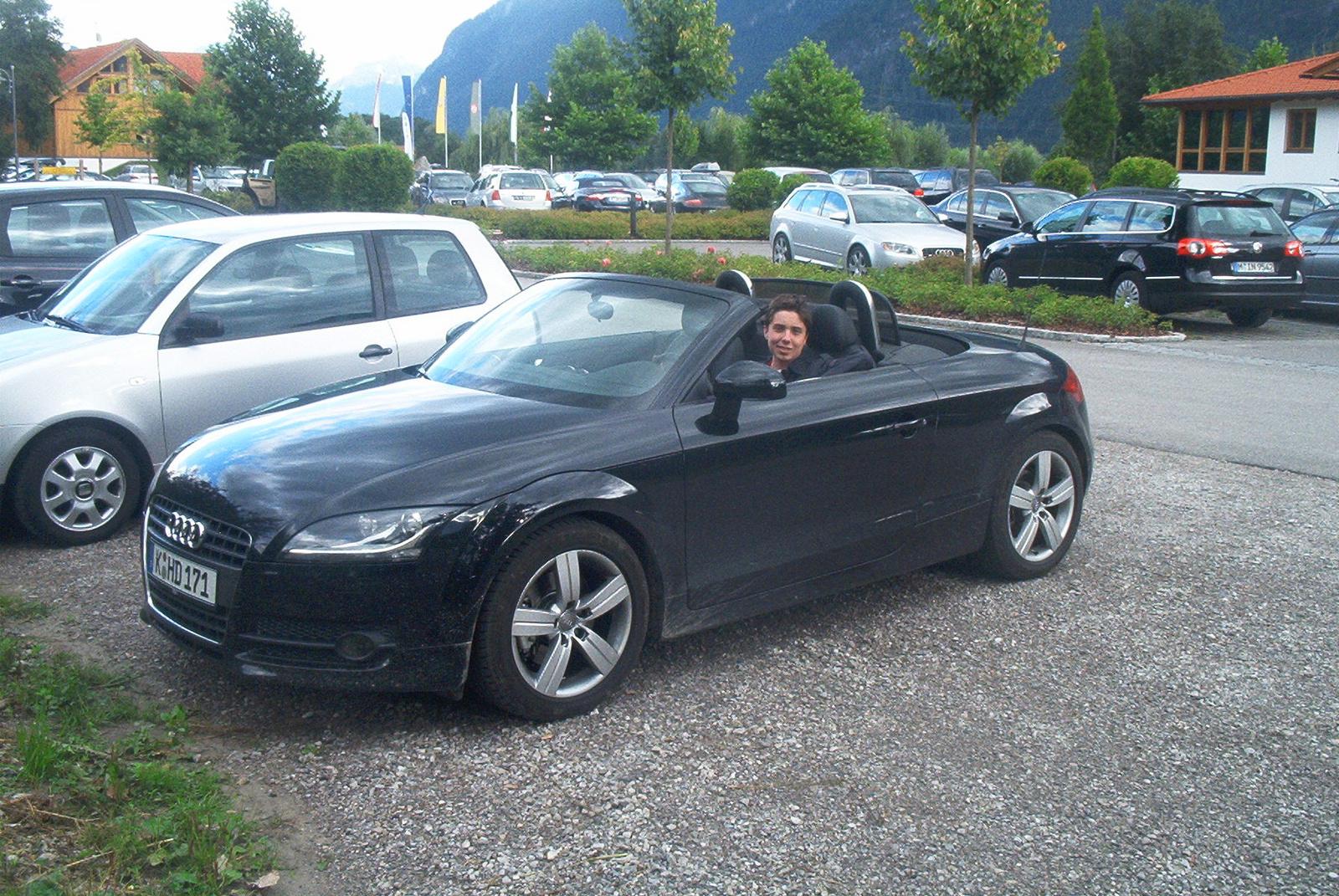 2006 Audi Tt Pictures Cargurus