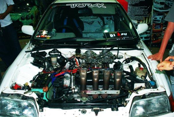 Bradley Emmanuel 1988 Honda Civic Hatchback