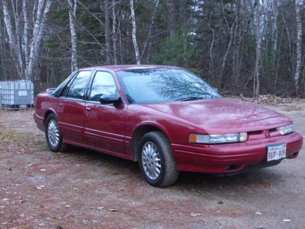 1996 Oldsmobile Cutlass Supreme Sl. 1996 Oldsmobile Cutlass