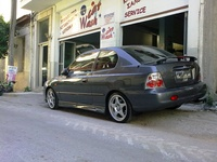 2000 Hyundai Accent GS picture, exterior