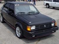 1987 Dodge Omni Overview