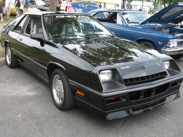 1986 Dodge Charger