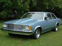 Picture of 1981 Chevrolet Malibu, exterior, gallery_worthy