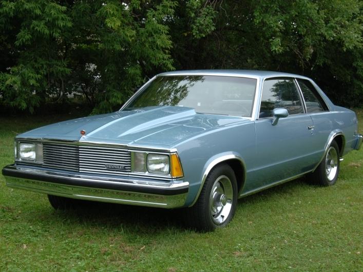 1981 Chevrolet Malibu Pictures Cargurus