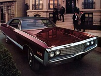 1970 Chrysler Newport Overview