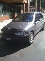 1999 FIAT Palio Overview