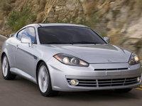 2007 Hyundai Tiburon Overview