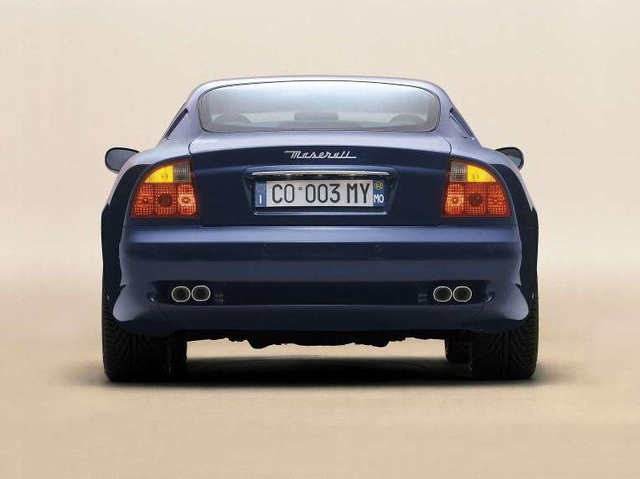 Picture of 2003 Maserati Coupe
