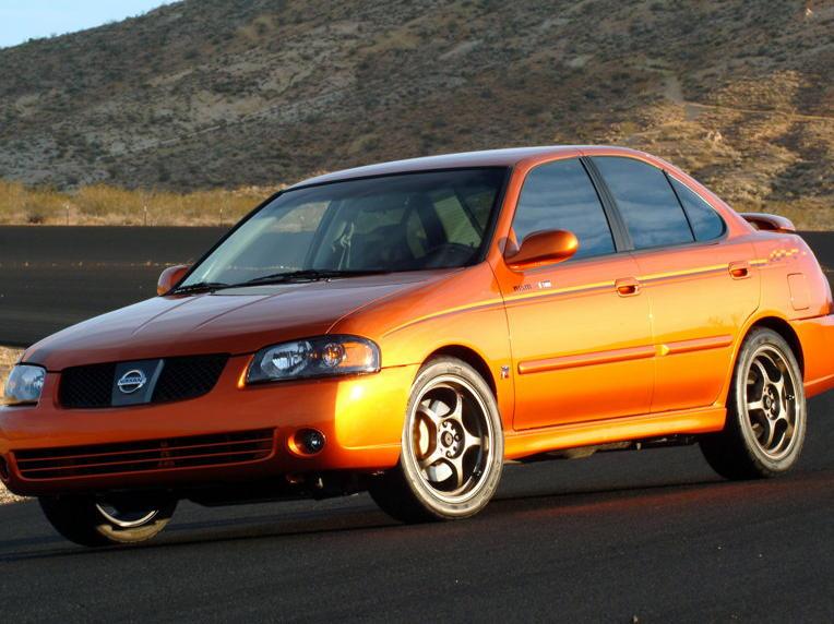 2003 Nissan Sentra Se R Spec V Review Autos Post