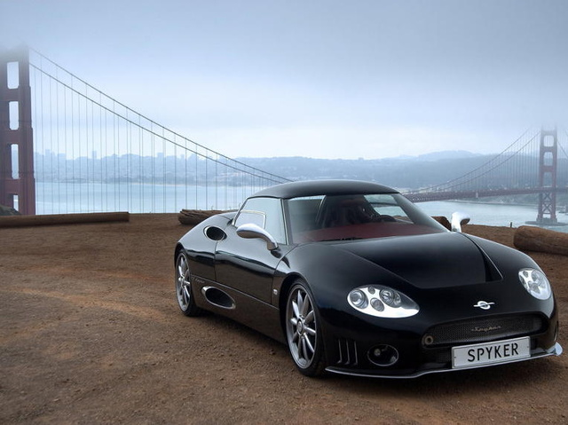 Picture of 2005 Spyker C8