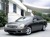 Picture of 2005 INFINITI Q45 4 Dr STD Sedan, exterior