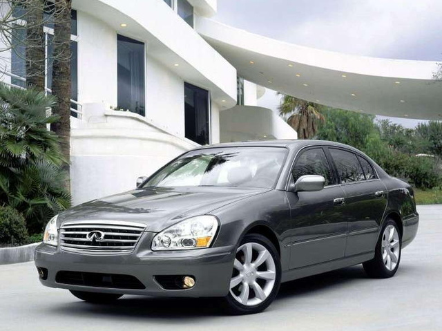 Picture of 2005 INFINITI Q45 RWD, exterior, gallery_worthy
