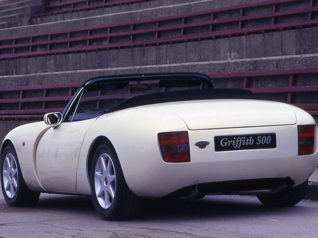 Picture of 1993 TVR Griffith