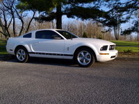 2007 Ford Mustang Overview