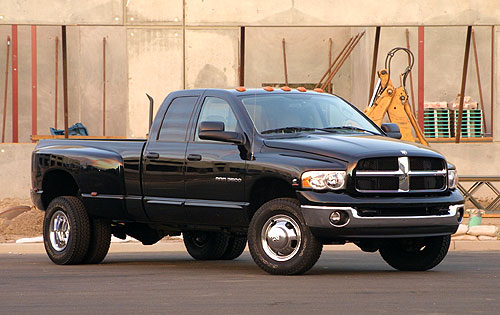 2009 Dodge Ram Pickup 3500 SLT 4WD picture