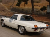 1970 Mazda Cosmo Overview