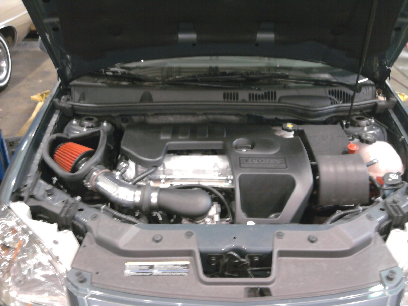 2009 Pontiac G5 Base picture, engine