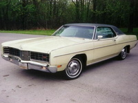 1970 Ford LTD Picture Gallery