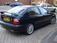 Picture of 2002 MG ZS, exterior