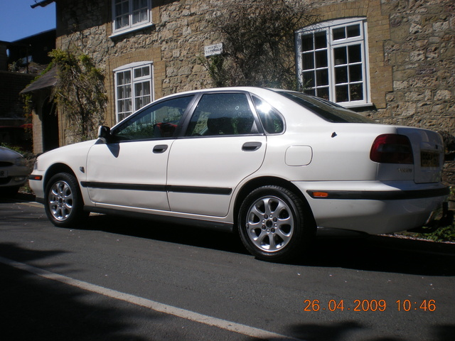 Picture of 1999 Volvo S40