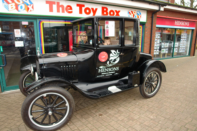 Picture of 1923 Ford Model T, exterior, gallery_worthy
